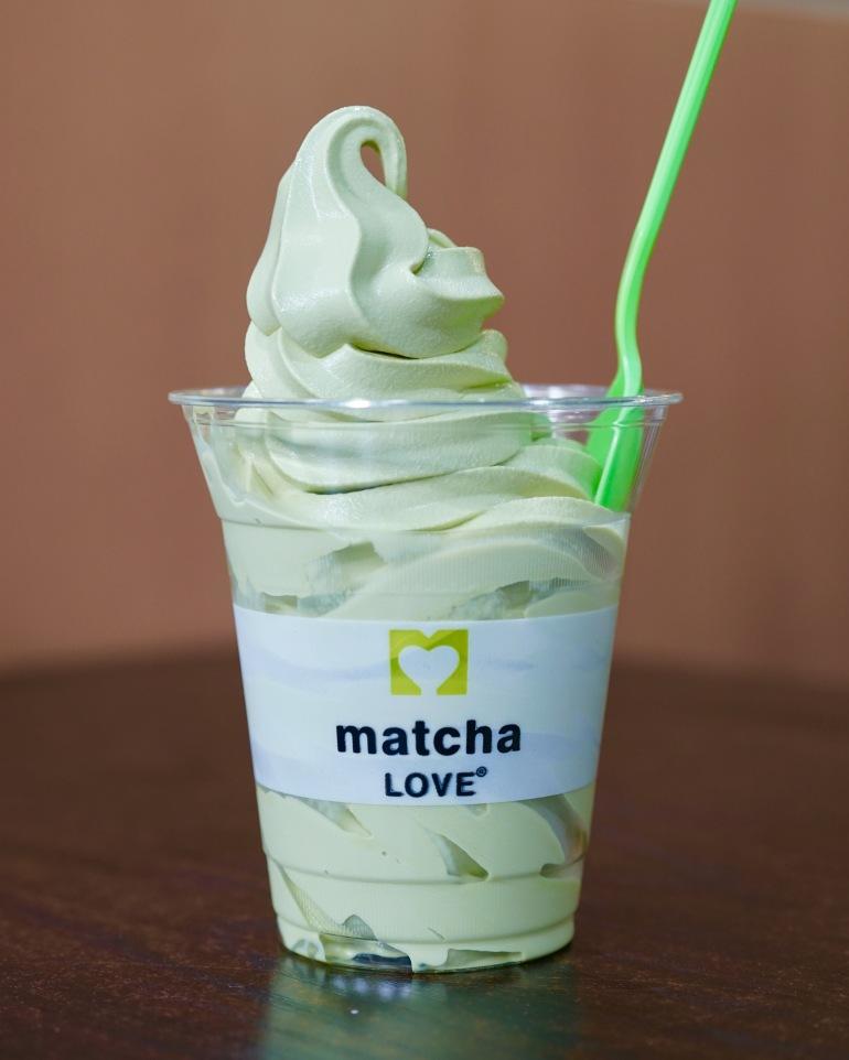3. Matcha Love